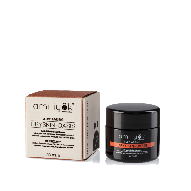 Dryskin-Oasis Face Cream, 50 <span class='min_ml'> ML</span>