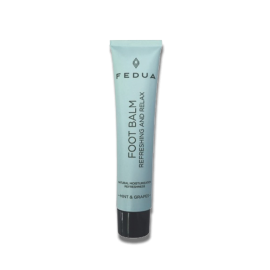 Foot balm  refreshing and relax vanilla mint
