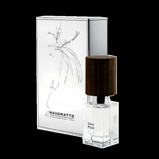 Silver Musk Perfume Extract 30 <span class='min_ml'> ML</span>
