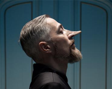 Alessandro Gualtieri, The Nose