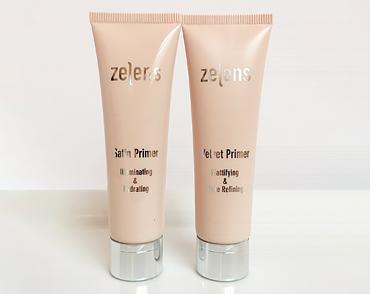 Zelens. Velvet and satin primers
